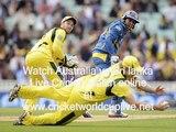 watch Srilanka vs Australia cricket match in sydney Cricket Ground
