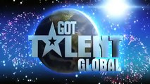 Child Dancer performs awesome acrobatic routine on Ukraine s Got Talent