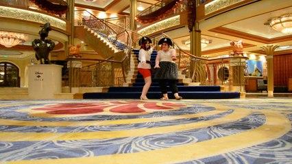 Louisiana-Bahamas-Florida 2014, jour 6: Disney Dream (Nassau)