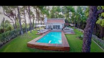 Rent a Villa in Greece - The White Villa at Sani Halkidiki Greece - Luxurious villa with private pool
