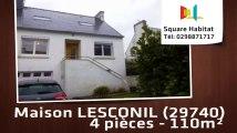 A vendre - Maison/villa - LESCONIL (29740) - 4 pièces - 110m²