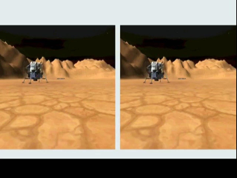Mars Virtual Reality - Android Mobile