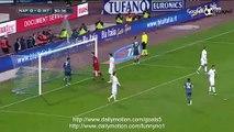Marek Hamsik Goal Napoli 1 - 0 Inter Serie A 8-3-2015