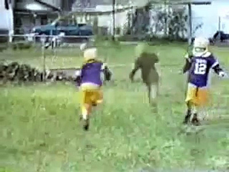 Backyard Football Gameplay - diaryofkimz