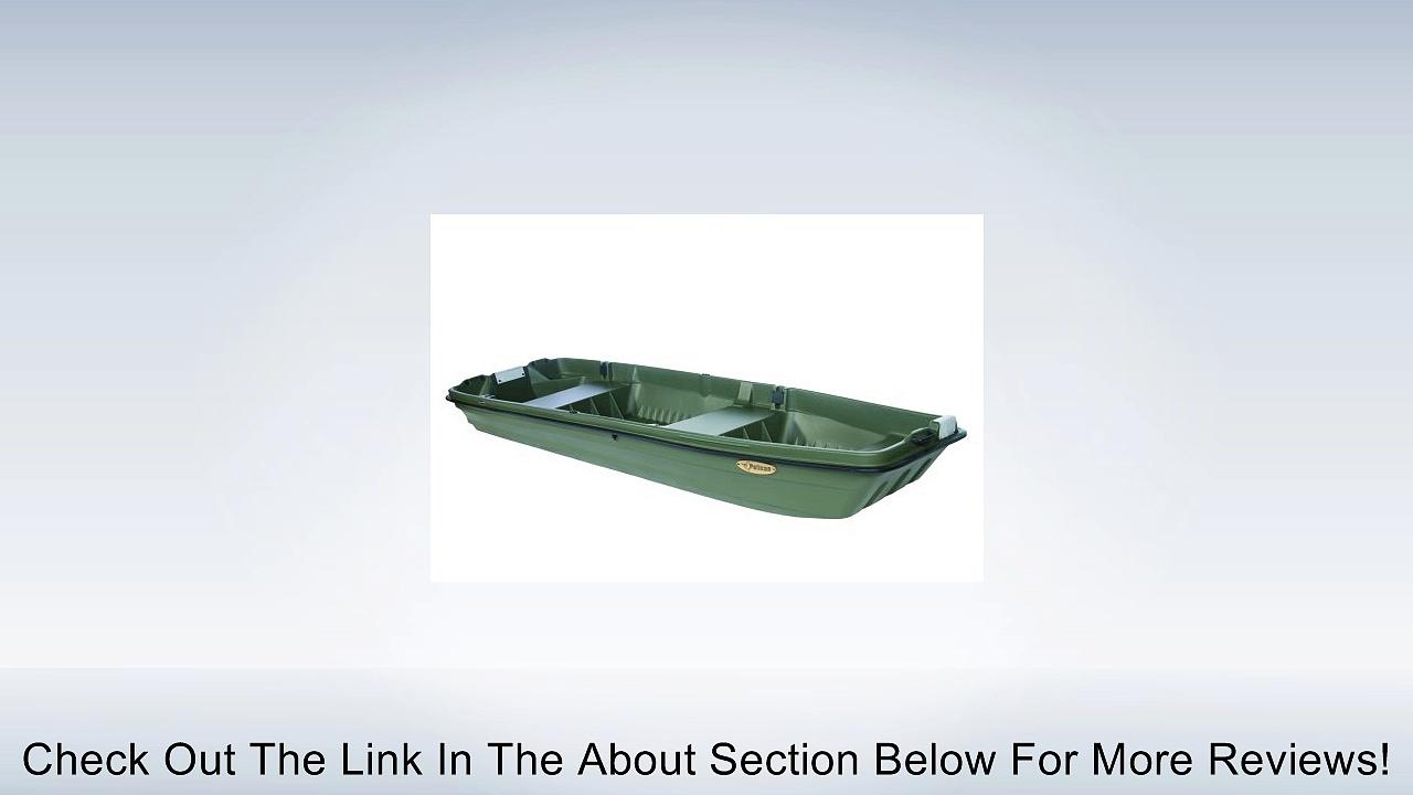 Pelican Boats Intruder 12 Jon Boat Review