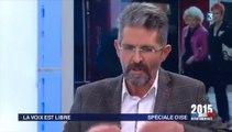 20150307-F3 Picardie-La voix est libre-Élections départementales dans l'Oise