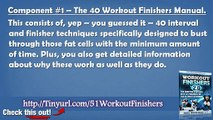 Workout Finishers Mike Whitfield PDF - Workout Finishers For Abs