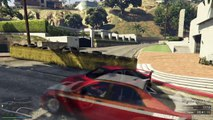 Grand Theft Auto V - PS4 - Events Sultan RS Course (4-8)