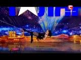 Elle danse sur une corde - Ukraines Got Talent - YouTube