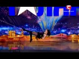 Elle danse sur une corde - Ukraines Got Talent - YouTube