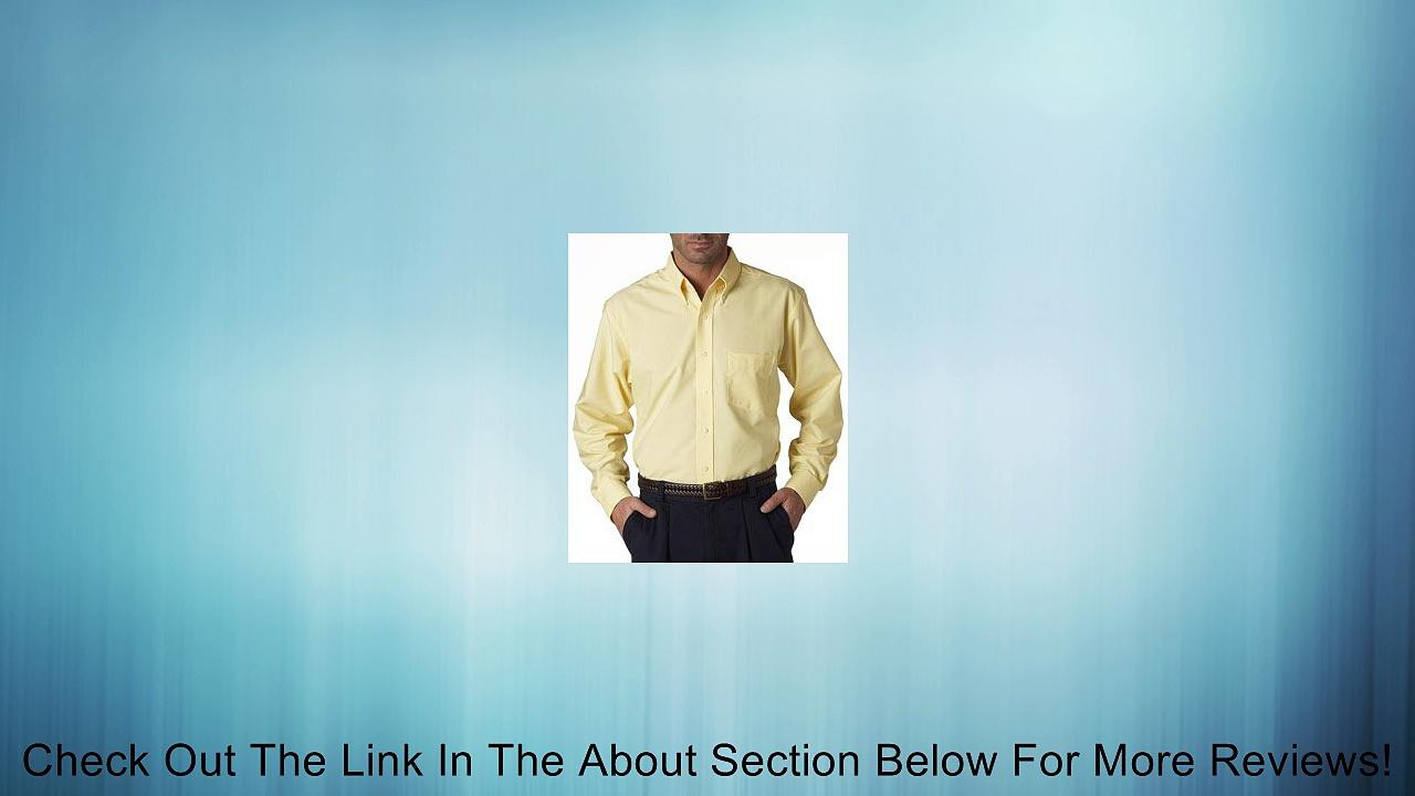 Ultraclub 8970 UC L/S Oxford Dress Shirt Review