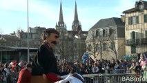 San Pansart chez les Celtes - Carnaval de Bayonne