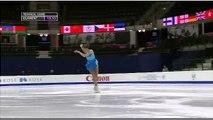 Lea SERNA - 2015 World Junior Championships - SP
