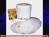 Nesco American Harvest FD 1010 Plus (FD-1018P) Food Dehydrator