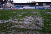 RedPlanet.gr - Ο ακατάλληλος αγωνιστικός χώρος στο γήπεδο της Κομοτηνής
