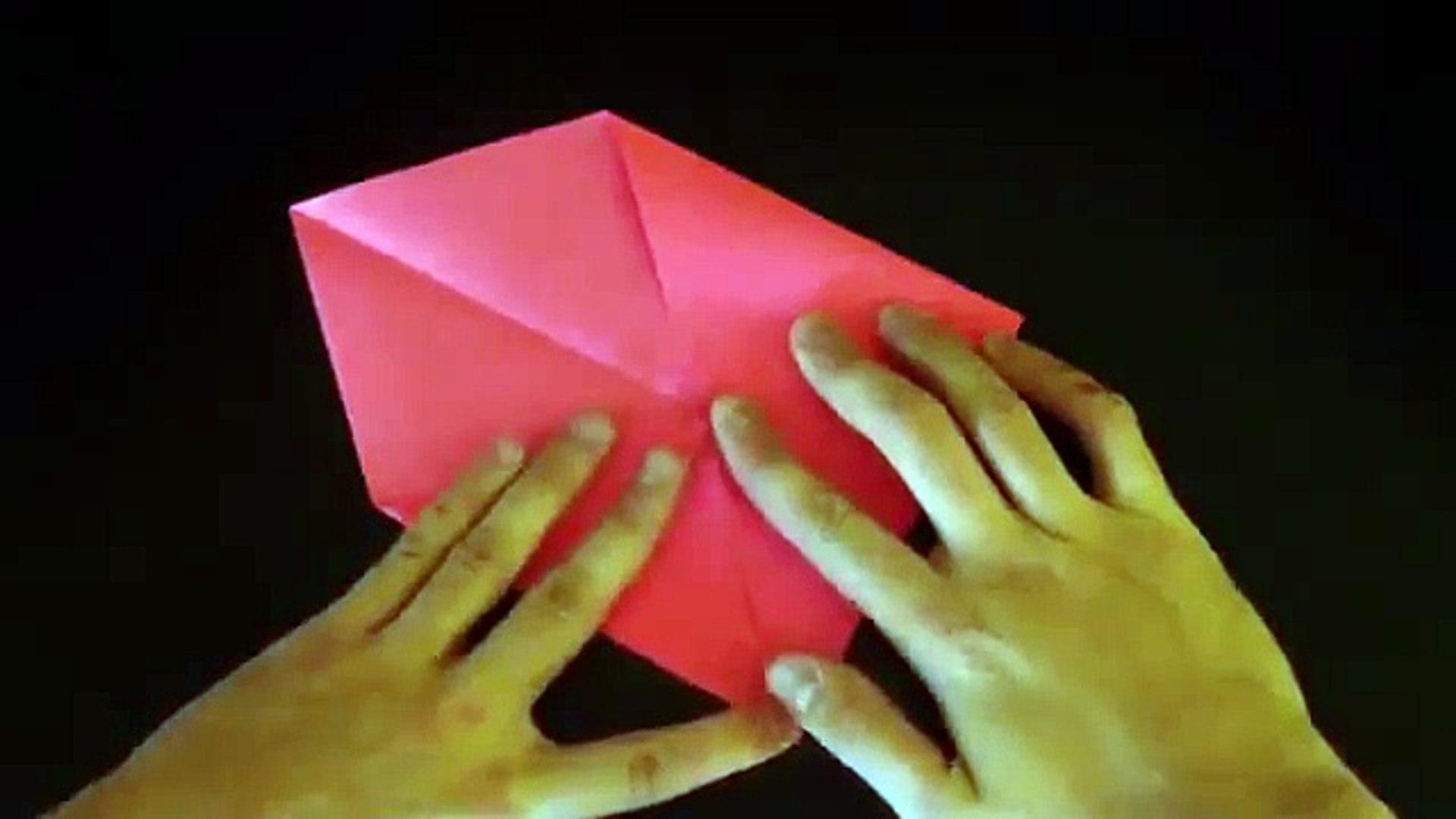 Easy Origami Lotus Flower - Origami Tutorials for Beginners - DIY ... | 1080x1920