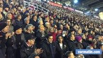 RCT: David Smith ému par l'ovation des supporters toulonnais