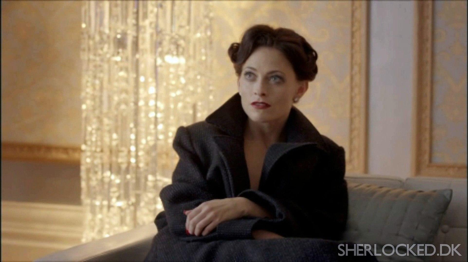 Lara Pulver som Irene Adler