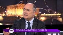 Bruno Le Roux était l'invité de Ça Vous Regarde sur LCP