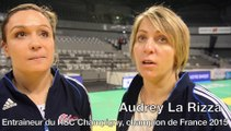 "Judo - France par équipes D1 2015 - Barbara Harel : ""Une superbe aventure"""