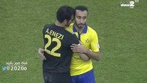 لقطه رائعه لـ ( عبدالله العنزي )  مع  محمد السهلاوي