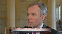 François de Rugy réagit à la conférence de presse de François Hollande