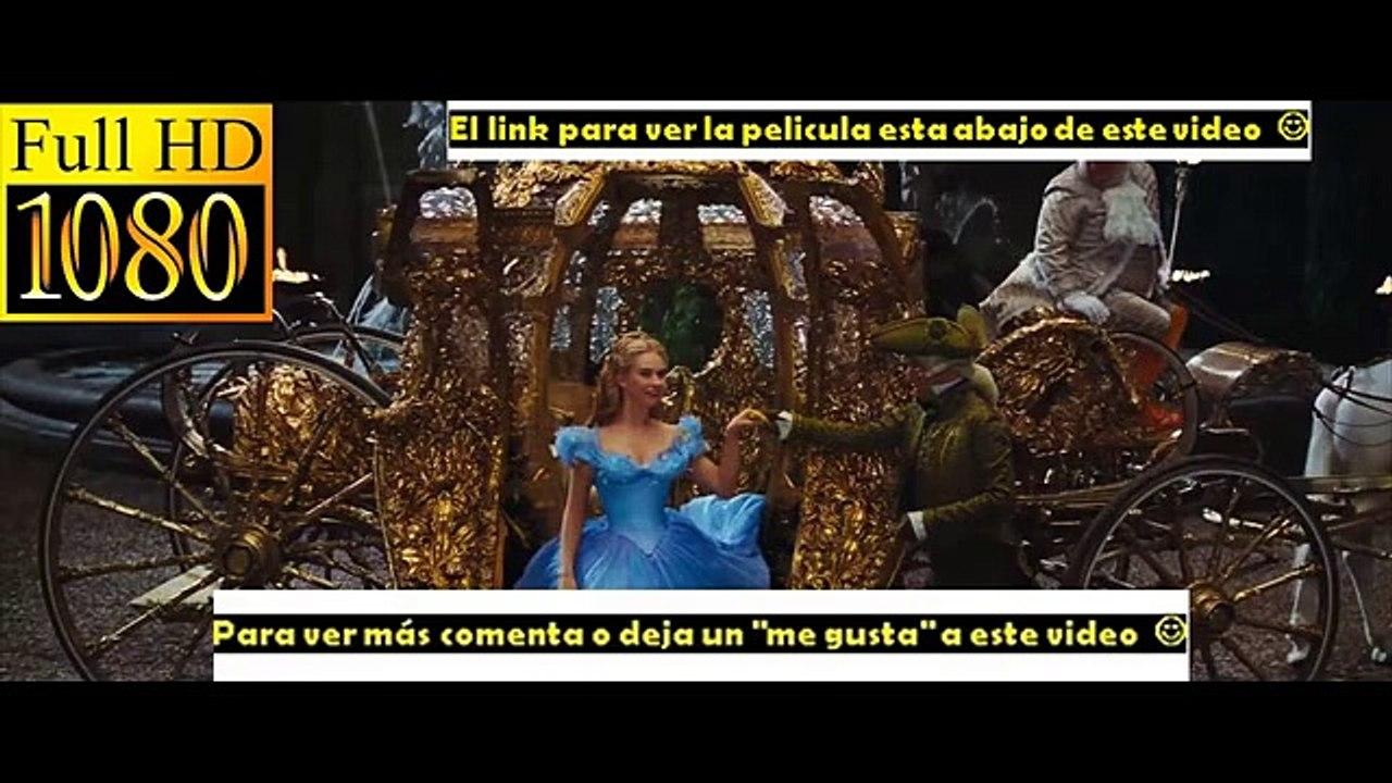 La Cenicienta Pelicula Completa En Español Latino видео Dailymotion