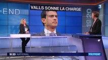 Élections départementales : Manuel Valls dramatise-t-il ?