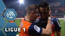 But Lucas BARRIOS (6ème) / Montpellier Hérault SC - Olympique Lyonnais (1-5) - (MHSC - OL) / 2014-15