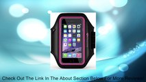 iPhone 6 PLUS Armband : Stalion� Sports Running & Exercise Gym Sportband iPhone 6 PLUS (5.5-Inch)[Lifetime Warranty](Fuchsia Pink)Water Resistant + Sweat Proof + Key Holder + ID / Credit Card / Money Holder Review