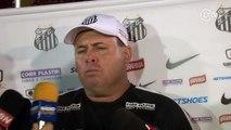Marcelo Fernandes nega racha no grupo e elogia jogadores do Santos