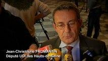 Loi Macron : réaction de Jean-Christophe Fromantin