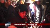 Freestyle Soprano, New School, Puissance Nord & Sianna dans Planète Rap