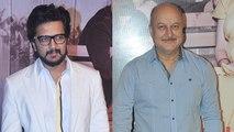 Riteish Deshmukh Attends Anupam Kher's Play 'Mera Woh Matlab Nahi Tha'