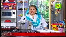 Masala Mornings with Shireen Anwar Cooking Show On Masala TV 6 March 2015