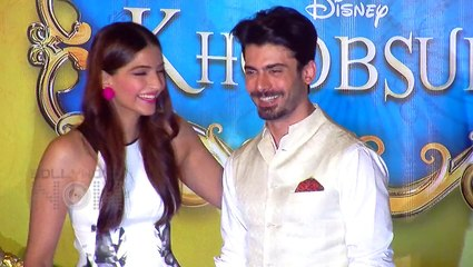 One More Indian Bhabhi For Pakistan: Sonam Kapoor in Love with Pakistani Actor Fawad Khan