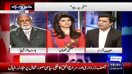 What Jaimat e Islami Wants To do With MQM, Habib akram Reveals the Inside Story