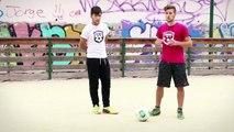 AKKA 3000 Tutorial   Trucos de Futbol Sala jugadas de futbol Street Football Skills