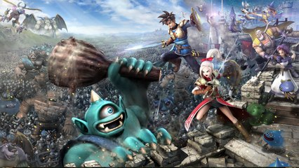 Dragon Quest Heroes (Direct Live PS4 Jap)[HD]