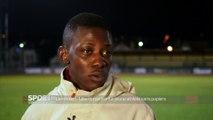 Sport Confidentiel - Entretien : Massaman Konta, jeune athlète sans papiers