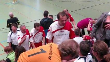 2015 – Die AH-Mannschaft beim Hallenturnier gegen Ramsberg