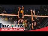 UAAP 77: Women's Volleyball DLSU vs UST Game Highlights