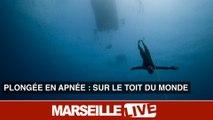 Morgan Bourc'his : champion du monde de plongée en apnée