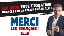 Merci les français – 250 000€ pour l'Équateur, financés par la région Rhône-Alpes