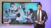 V-League: Heungkuk Life vs. Korea Expressway, Korean Air vs. OK Savings Bank