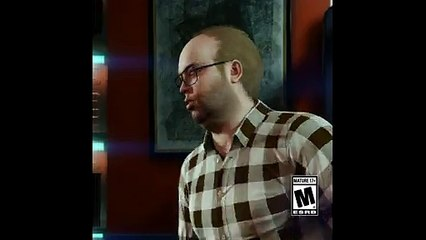 GTA Online Heists trailer 3 Armed Robbery de Grand Theft Auto V