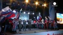 Vor einem Jahr: Russland übernimmt die Macht auf der Krim