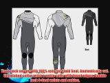 Body Glove Men's 3/2mm Prime Slant Zip Full Body Wetsuit Small