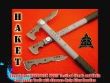 Tops Knives HAKET01TK HAKET Tactical (Hawk and Knife Emergency Tool) with Chrome-Moly Alloy