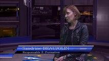 Entretien avec Sandrine Beaujolin, la nouvelle responsable e-formation de l'ENSP